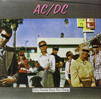 AC/DC-Dirty Deeds Done Dirty Cheap (Remastered 180g Heavyweight Vinyl) [2009]